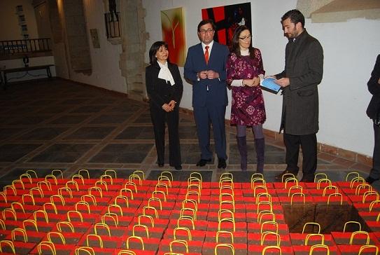 La exposición 'Arte + fe' está situada en el conventual de San Francisco
