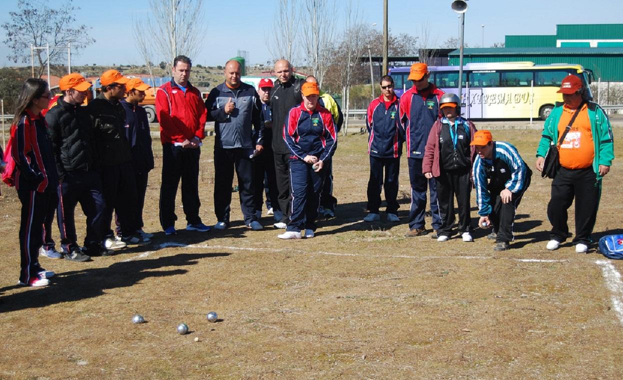 Trujillo acoge una previa de los JEDEX con 350 deportistas