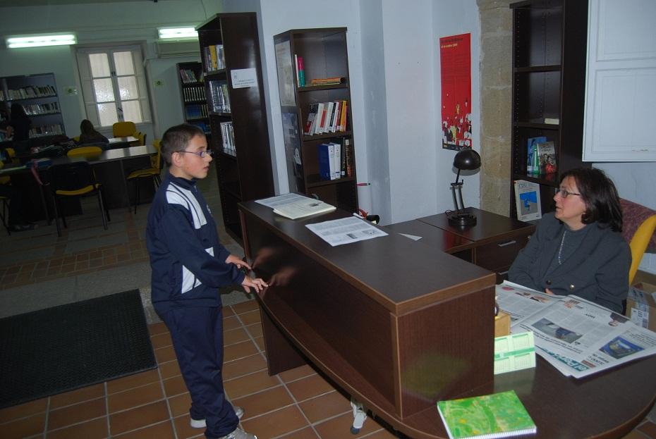 La biblioteca municipal convoca el I Concurso de Microrrelatos.