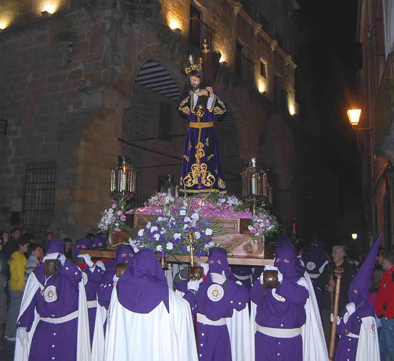 Piden el respado de la ciudadanía para los actos de Semana Santa