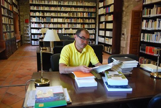 La biblioteca de la Academia de Las Artes y las Letras, referente de la producción editorial de la región