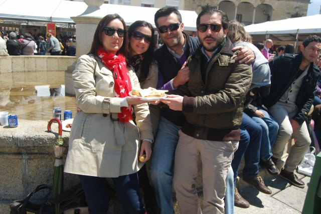 Feria Nacional del Queso 2012