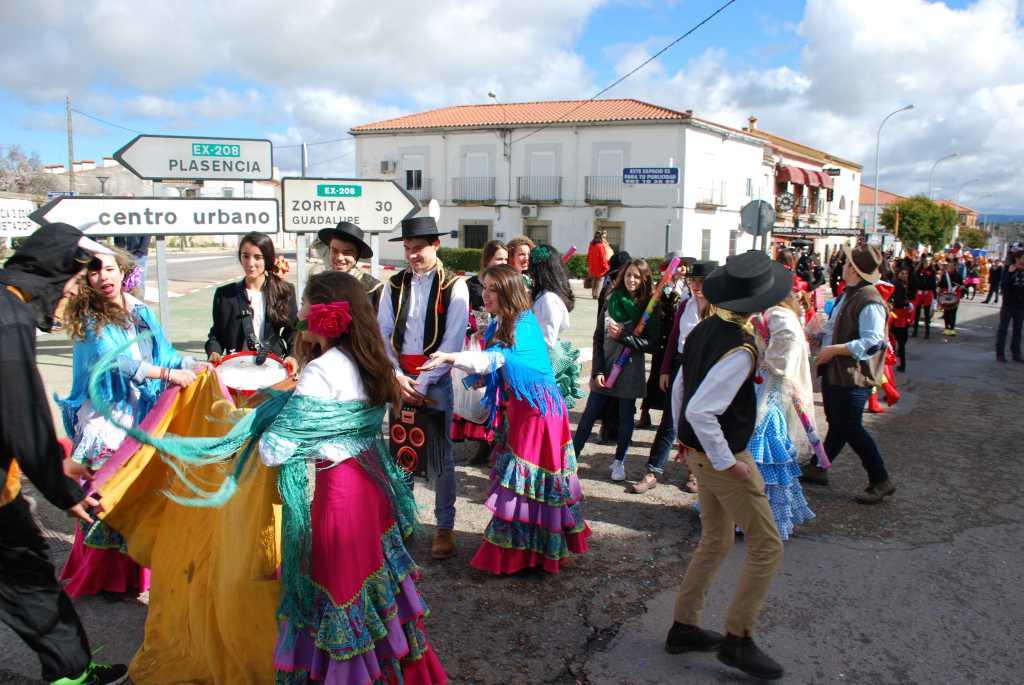 Carnavales Trujillo-Huertas 2015