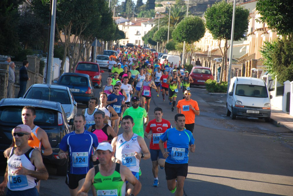 Media Maratón de Trujillo 2015